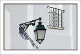 Lamp & Balcony
