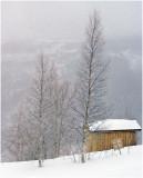 22-Mountain Snow Hut