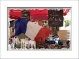 French Flag Man