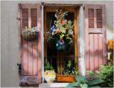 Window of Flowers