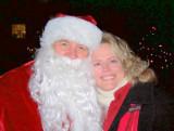 Mayor & Santa