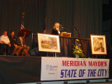 State of City Address