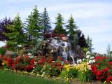 Lochsa Falls Subdivision Entrance