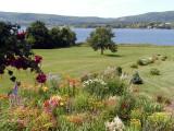 The Colors Of Summer ~ The Garden of Pauline and Allen