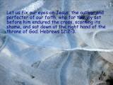 Hebrews 12 2-3