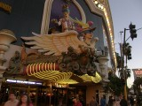 Harrah's casino on the strip