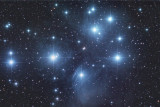 M45 - The Pleiades in Taurus