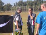 אימון בכורה וקבלת פנים לפרדי דוד בתאריך 10/11/2006