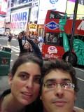 Julie Lemberger and Chris Saganich/Times Square