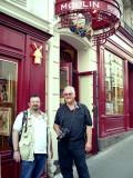 Xavier Bille et David Young (photo Philippe Amard)