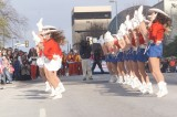 AT&T Cotton Bowl Parade in Dallas Texas Dec 31, 2006