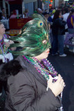People in Costume Mardi Gras NOLA 2007- All Ages
