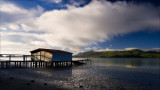 Early light, Hoopers Inlet