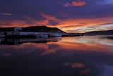 Harbour basin at Sunrise