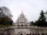 Montmartre and Opera Garnier