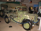 Army ambulance from WWI.