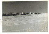 Gypsy flight line Christmas Day 1954 at Kimpo.