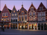 Brugge at Christmas - December 2006