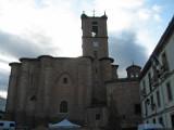 Monasterio de Santa Maria la Real in Najera founded in 1052, rebuilt during the 15th & 16th C