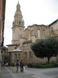 Cathedral  at Santo Domingo de la Calzada