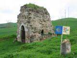 Ruins of the Monasterio San Felix