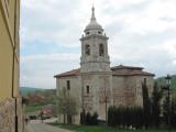 Church at Villafranca Montes de Oca