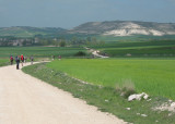 The view near Hornillos