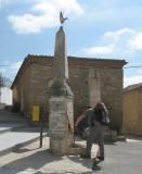 Water fountain in Hornillos