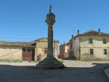 Gothic jurisdictional roll in Boadilla built in XV C