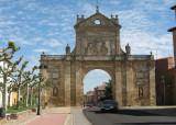 Arco de San Benito in Sahagun