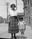 Grandma and Doris?