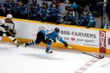 Boston Bruins vs. San Jose Sharks - October 13, 2007 7:30 PM