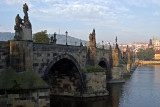 Charles Bridge from Old Town