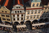 Cafes on Old Town Square