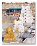 Sri Venkateswara Temple  Thirumala-Thirupathi