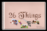 26 Things March 2007