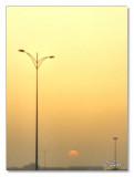 Sunset Ajman