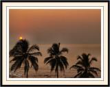 Sunset @ Juhu Mumbai