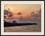 Sunset @ Sharjah