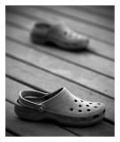 Mom's Crocs