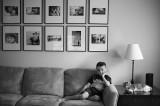 Den, Couch, Gallery, Cat