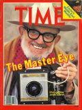 Time – Ansel Adams (Sept. 3, 1979)