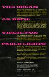 Virgil Fox Concert – September 17, 1971