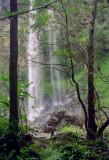 Falls in Boorganna Reserve