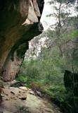 Rock Shelter, Deep Pass
