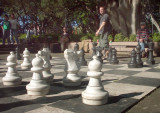 Impatient chess player
