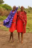 Masai Chief's son and a Massai warrior.jpg