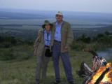 Malcolm and Carolyn at Sundowners.jpg