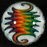Rainbow Thunderbolt 2  Size: 1.6  Price: SOLD