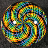 Rainbow Ratty 2  Size: 1.73  Price: SOLD